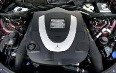 2009 Mercedes-Benz S-Class exterior