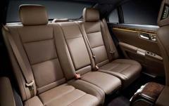 2010 Mercedes-Benz S-Class interior