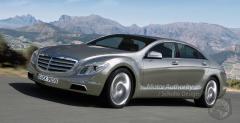 2012 Mercedes-Benz S-Class Photo 1