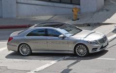 2013 Mercedes-Benz S-Class Photo 7