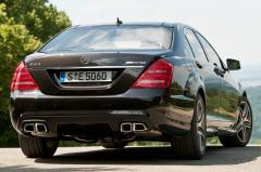 2013 Mercedes-Benz S-Class exterior