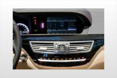 2013 Mercedes-Benz S-Class interior