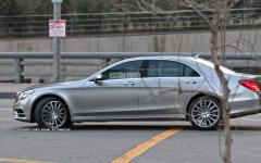 2014 Mercedes-Benz S-Class Photo 2