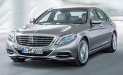 2014 Mercedes-Benz S-Class Photo 1