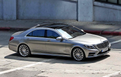 2014 Mercedes-Benz S-Class Photo 3