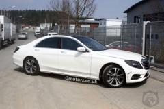 2014 Mercedes-Benz S-Class Photo 7
