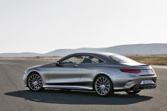 2015 Mercedes-Benz S-Class Photo 2