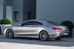 2015 Mercedes-Benz S-Class Photo 3