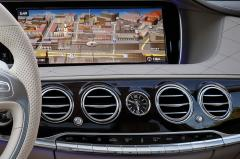 2015 Mercedes-Benz S-Class S550 4MATIC Coupe interior