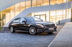 2015 Mercedes-Benz S-Class S550 4MATIC Coupe exterior