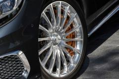 2015 Mercedes-Benz S-Class S550 exterior