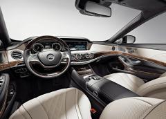 2016 Mercedes-Benz S-Class Photo 2
