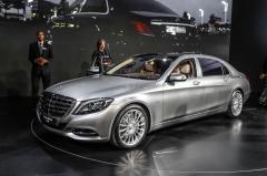 2016 Mercedes-Benz S-Class Photo 4