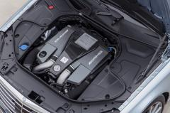 2016 Mercedes-Benz S-Class exterior