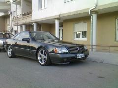 1994 Mercedes-Benz SL-Class Photo 4