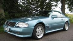1994 Mercedes-Benz SL-Class Photo 5