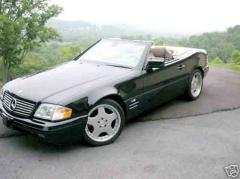 1995 Mercedes-Benz SL-Class Photo 2