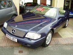 1996 Mercedes-Benz SL-Class Photo 4