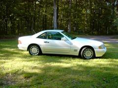 1996 Mercedes-Benz SL-Class Photo 5