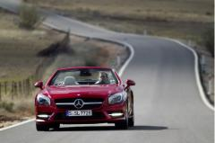 1997 Mercedes-Benz SL-Class Photo 6