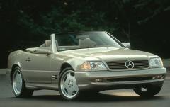 1998 Mercedes-Benz SL-Class exterior