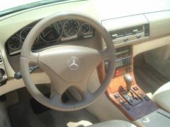 2000 Mercedes-Benz SL-Class Photo 3