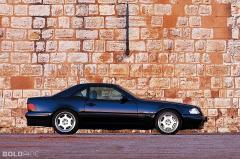 2000 Mercedes-Benz SL-Class Photo 5