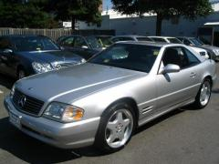 2001 Mercedes-Benz SL-Class Photo 2