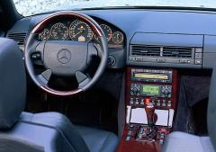 2001 Mercedes-Benz SL-Class Photo 6