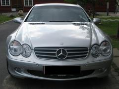 2002 Mercedes-Benz SL-Class Photo 2