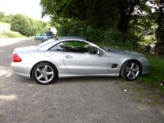 2002 Mercedes-Benz SL-Class Photo 3