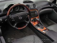 2003 Mercedes-Benz SL-Class Photo 5