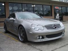 2003 Mercedes-Benz SL-Class Photo 6