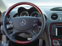 2003 Mercedes-Benz SL-Class Photo 8