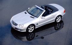 2003 Mercedes-Benz SL-Class Photo 9