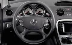 2004 Mercedes-Benz SL-Class interior