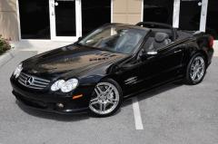 2004 Mercedes-Benz SL-Class Photo 9
