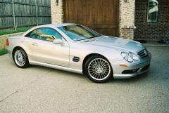 2004 Mercedes-Benz SL-Class Photo 10