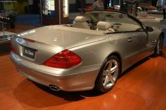 2004 Mercedes-Benz SL-Class Photo 11