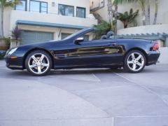 2004 Mercedes-Benz SL-Class Photo 12