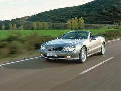 2004 Mercedes-Benz SL-Class Photo 13