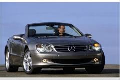 2004 Mercedes-Benz SL-Class Photo 14