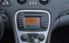 2006 Mercedes-Benz SL-Class interior