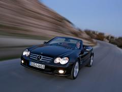 2006 Mercedes-Benz SL-Class Photo 2