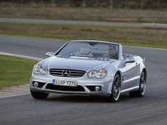 2006 Mercedes-Benz SL-Class Photo 4