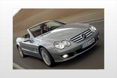 2007 Mercedes-Benz SL-Class exterior