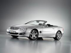 2007 Mercedes-Benz SL-Class Photo 2
