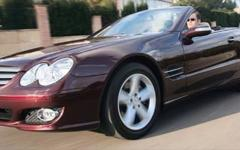 2007 Mercedes-Benz SL-Class Photo 5