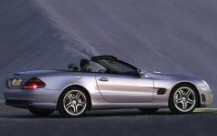 2007 Mercedes-Benz SL-Class Photo 6