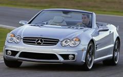 2008 Mercedes-Benz SL-Class exterior